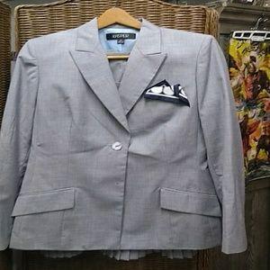 Kasper 3 Piece Womens Suit